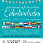 Fiesta de las Colectividades – Sábado 16 y domingo 17