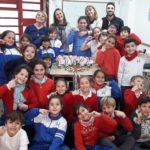 El Círculo Ligure y la Escuela Italiana unidos por el pesto