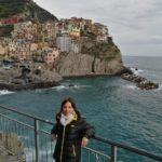 "Maria Florencia Rocha Bianchi rappresentante ligure al Seminario ""Palermo 2019"""