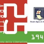 """25 de Abril """"Festa della Liberazione"""". Italia libre, Liguria libre"""