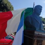 Homenaje al General Manuel Belgrano en Liguria