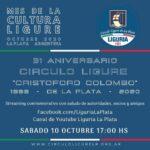 31º Aniversario del Circulo Ligure de La Plata